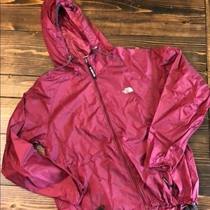 Packable North Face Rain Jacket